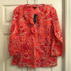 Adorable Talbots blouse